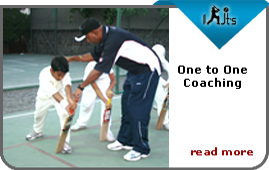 One to One Coaching at Jt's Cricket Academy, Dubai