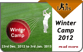 Winter Camp at Jt's Cricket Academy, Dubai